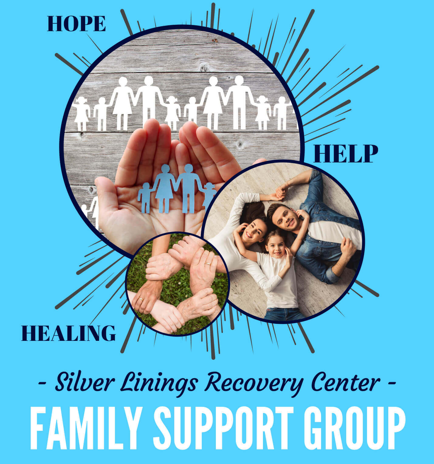 Family Support Group Flyer