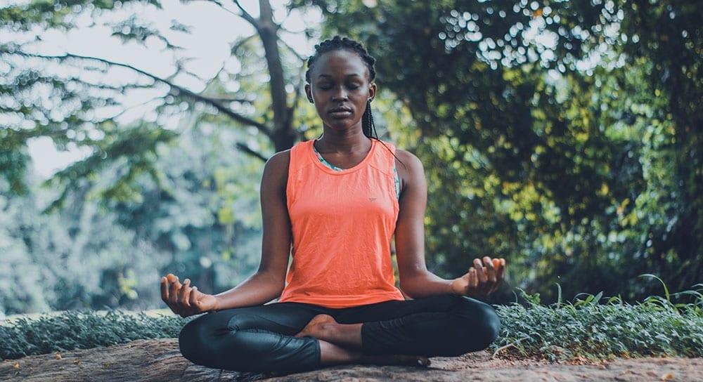 meditation holistic treatment